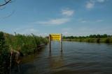 Bord Oostzaan, ook op het water wordt het steeds drukker....