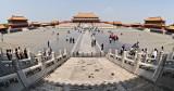 The Forbidden City Beijing China - Apr 2009