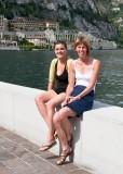 Lake Garda, Venice, and Verona Italy - June 2010.
