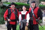 Roger, Sarah, and Jon