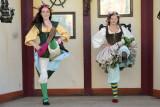 Buskin Frolic Step Dancers