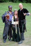Richard, Becky, and Ernesto