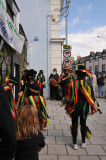 Heb Enw Morris Dancing