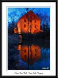 Calvin Run Mill.  Great Falls, Virginia.