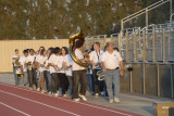 Pep Band at Ayala