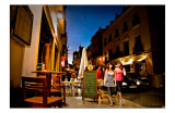 Sevilla night paseo