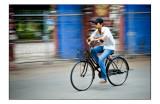 Classic hue biking