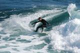 Santa Cruz Beaches & Surfers