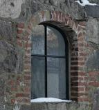 The old castle window