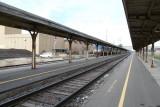 Amtrak arrives at Ottumwa depot