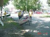 Kayak carts help boaters at Farmington
