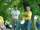 Leonard and Dale at Farmington