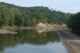 Des Moines River above Boone Hwy 30