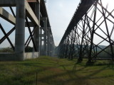 High bridges