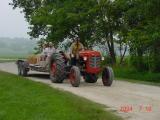 Tractor Ride, Selma-Canoe Van Buren