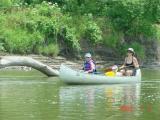 Family Canoeists