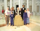 Posing With First Family-Springfield Illinois