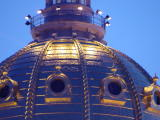 State Capitol Dome at 10x