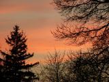 TCON 14B sunset