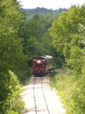 Boone and Scenic Valley train