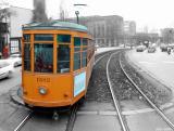 Tram, Milano