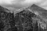 In The San Jaun Mountains: Colorado
