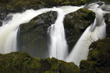 Sol Duc Falls, Another View