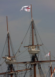 Masts In Manteo