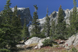 Hiking The High Country