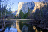 Morning Light On El Capitan