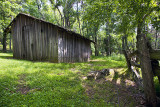 Blue Ridge Parkway Shed