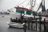 Rainy Morning At Ocracoke