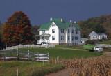 Shawsville Farm House: Montgomery County