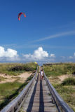 Walkway To The Beach-Hatteras