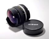 Nikkor 16mm F2.8 Fisheye