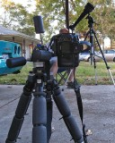 shooting me shooting the moon