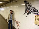 Subway Station (American Museum of Natural History)