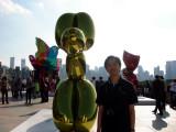 Balloon Dog (at Met)