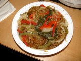Late nite Korean meal