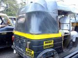 Auto rickshaw (3-wheel Taxi)
