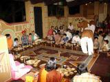 Choki Dandi - Traditional Indian dinner