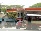 Indian Oil and Bus