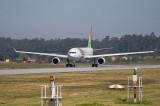 AirPortugal's A330 departing from OPO to EWR (1)