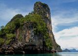 Hong Island, western tip