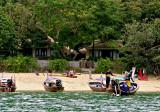 Phra Nang Beach, close up