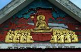 Buddha teaching disciples