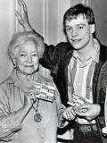 Helen Hayes and Mark Hamill