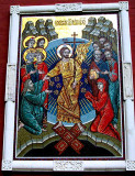 Christ and his eleven faithful disciples