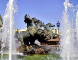 Horse fountain, Alexander Park