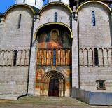 Assumption Cathedral facade